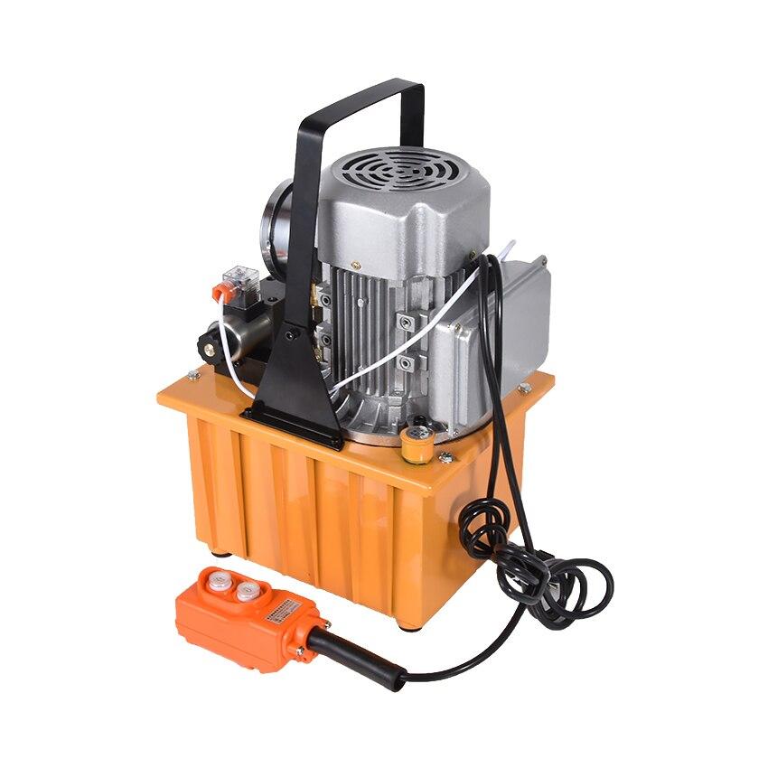 220 V Double Action pompe hydraulique électrique GYB-700AII capacité du réservoir 7L (personnalisable) pompe à moteur hydraulique 1400r/min