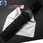 1217/1218 K Sheath Kydex Sheath Knife Cover 1217 Kydex Knife Case Scabbard Sheath