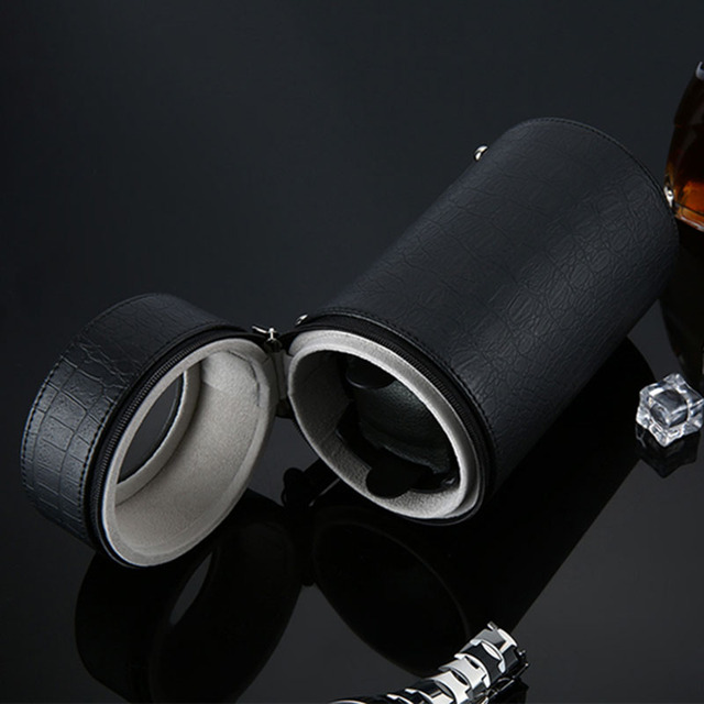 2019 NEW Watches Winders Black Automatic Cylinder Single Watch Winder Mute Box W