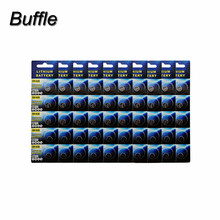 50pcs/10pack Buffle CR1025 Button Cell Battery 3V 30mAh Lithium Batteries For Watch Toys DL1025 BR1025 KL1025 CR 1025