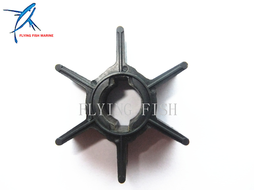 309650211M 309-65021-1 Water Pump Impeller for Tohatsu Nissan <font><b>2.5HP</b></font> 3.5HP <font><b>Outboard</b></font> Engine Boat <font><b>Motor</b></font> image