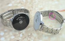 new vogue paidu good high quality males ladies unisex girl lady humorous wheel black white dial Quartz wrist Watch Wristwatch hour