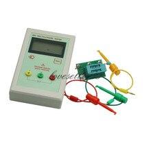 MK 328 TR \ LCR \ ESR الترانزستور LCR ESR اختبار محلل جهاز سيميكوندكتور