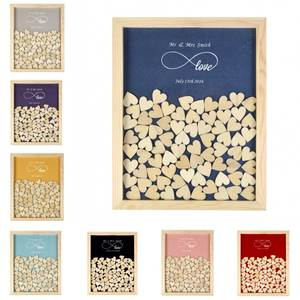 best decoration for wedding guests list