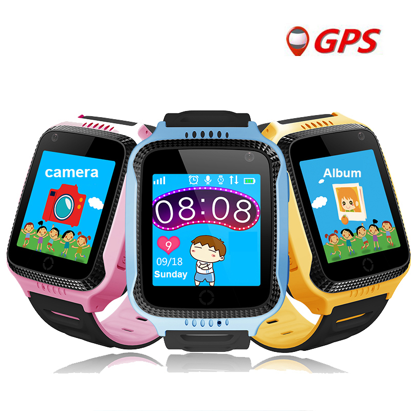 лучшая цена TWOX smart watch baby Q528 Children GPS Smart Watch with gps tracker Camera Flashlight watch Phone Smartwatch PK Q90 Q100 Q50
