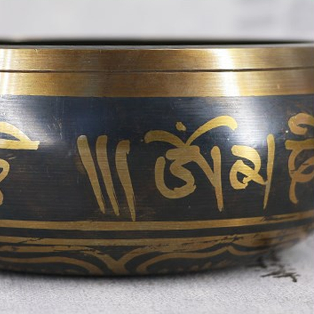 Tigela Tibetana Original Importada Vários Tamanhos 2