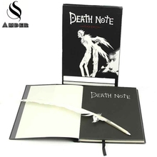Anime Cosplay Death Note Notebook Daily Memos Office School Large Writing Journal Notepad Gift 21cm*15cm