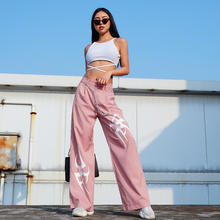 SUCHCUTE Women's Pants 2019 Summer Fashion Modis Sexy Korean