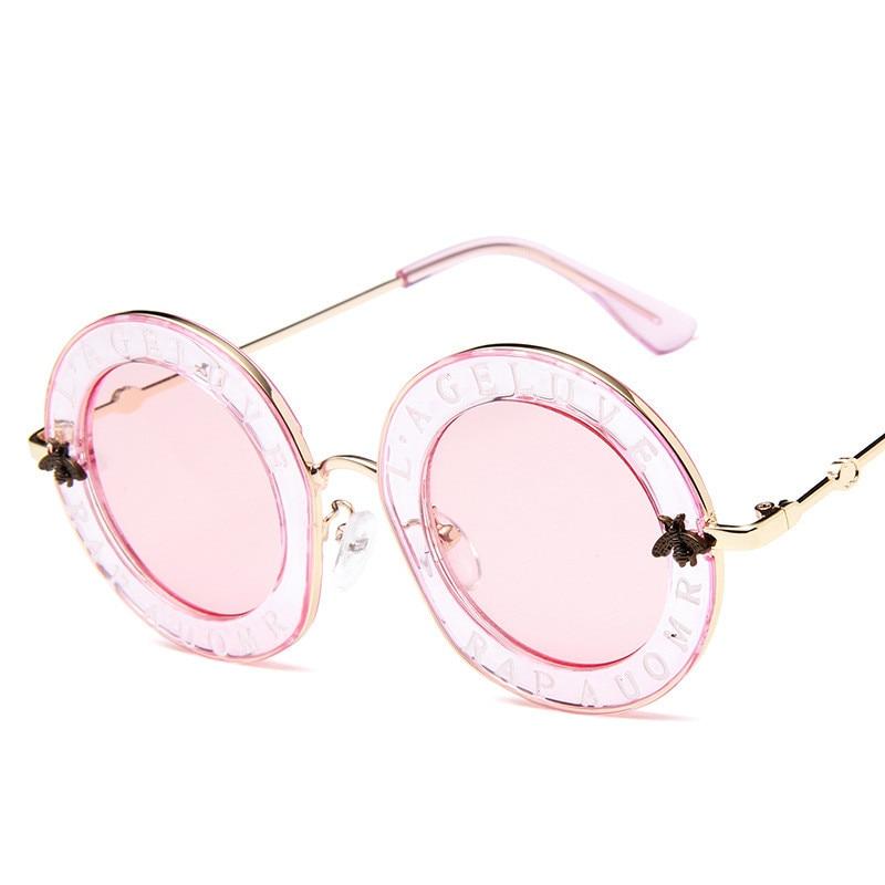 HD round metal sunglasses uv400 men 39 s sun glasses feminin women 39 s vintage gafas de sol metal GOGGLES with in Women 39 s Sunglasses from Apparel Accessories