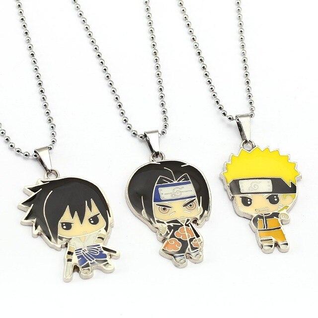 Naruto Sasuke Pendant Uchiha Itachi Fashion Necklace