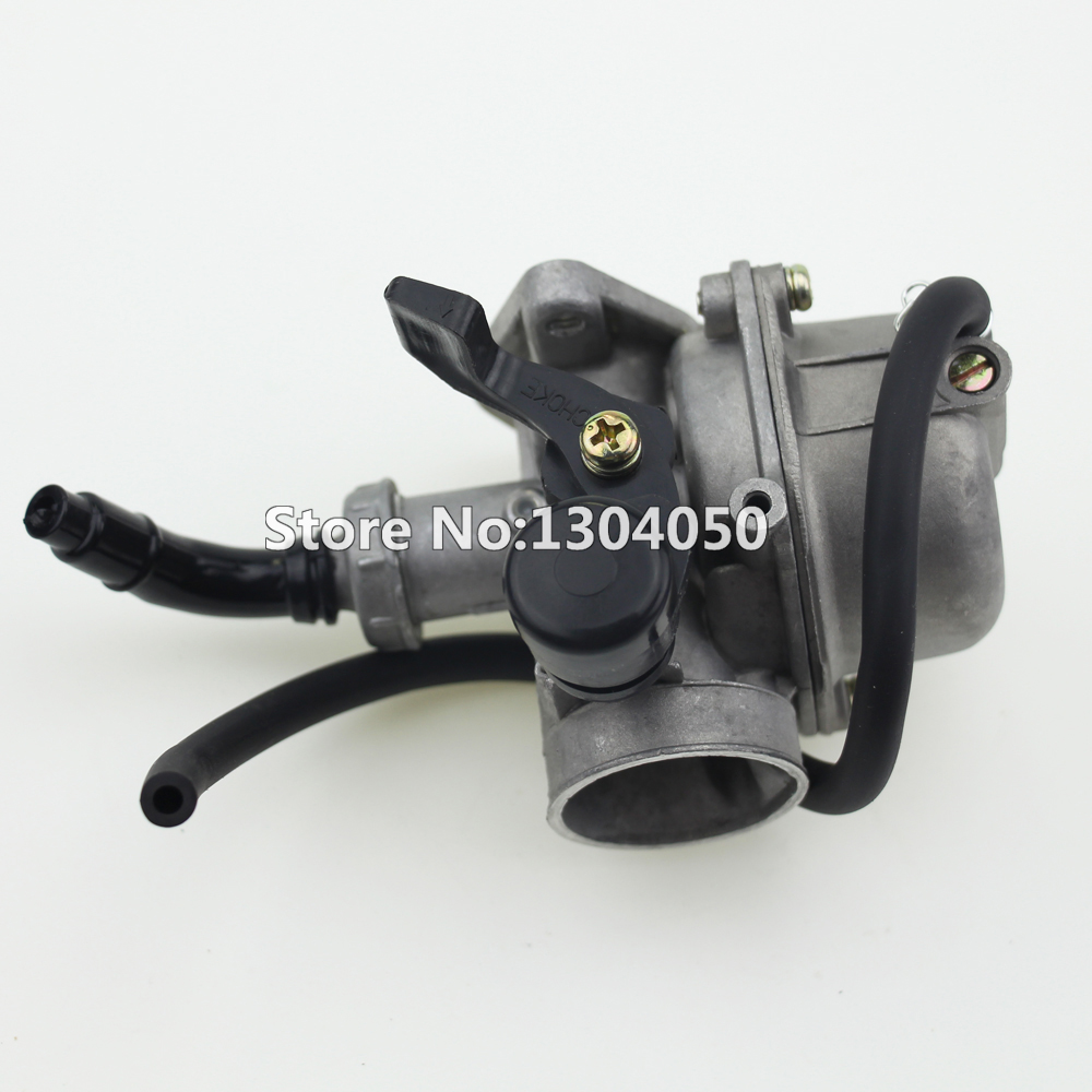 medium resolution of pz19 19mm hand choke carburetor carb intake pipe air filter fuel filter 50cc 70cc 90cc 110cc 125cc quad atv taotao sunl new in carburetor from automobiles