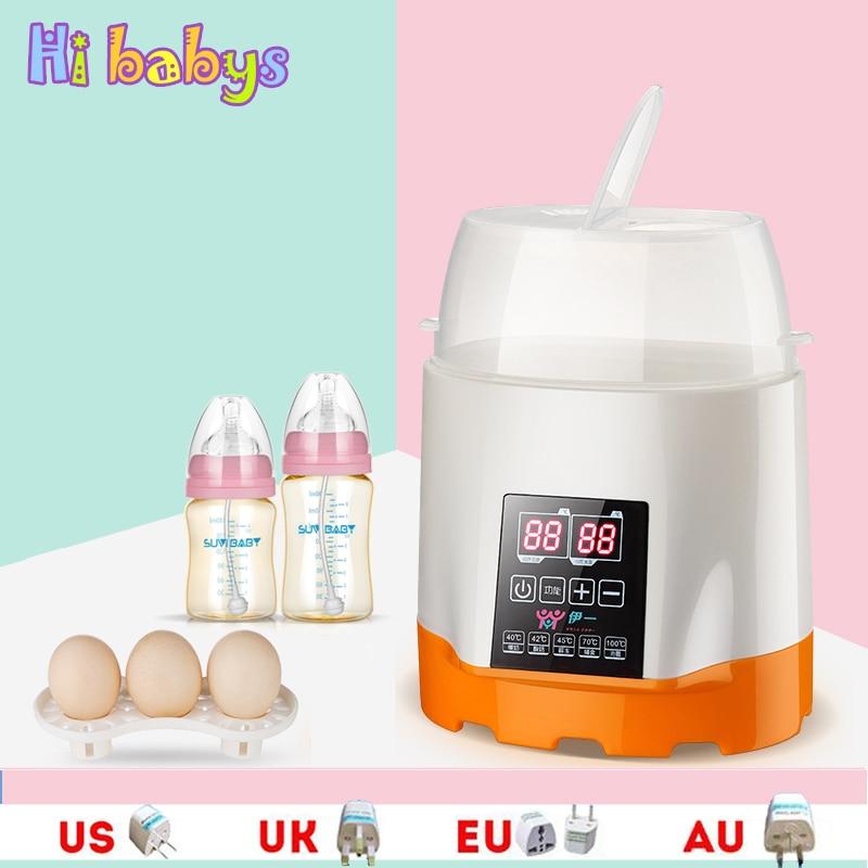 Baby Bottle sterilizer Marm Milk Feeding Bottle Warmer Heater Baby food Warm Universal BPA Free 220V Electric Warmer Milk Food цена и фото