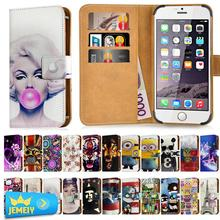 For Blackview Ultra A6 4.7″ Universal High Quality Flora Flip Wallet Leather Cell Phones Case Cover