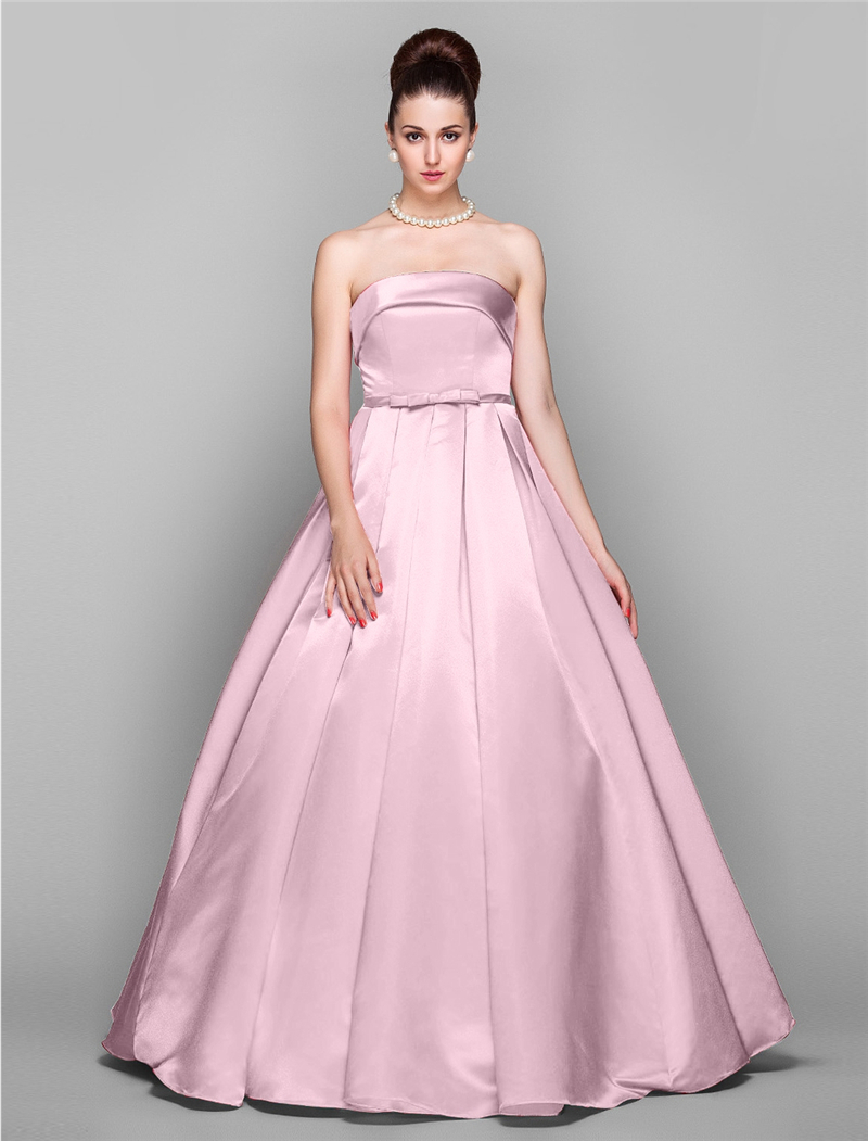 TS Couture Ball Gown Strapless Floor Length Prom Formal Evening ... d7907037c17d
