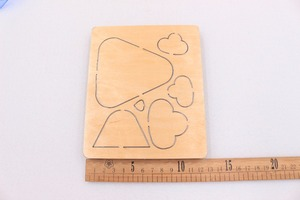 Image 5 - Chick  cutting dies 2019 new die cut &wooden dies Suitable  for common die cutting  machines on the market