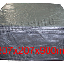 Горячая ванна спа крышка мешок размер 244 см x 244 см x 90 см, с изоляцией для зимы, горячая сумка для ванной Специальное предложение-Лучшая цена в alibaba