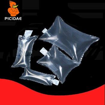9-60 cm poly maile mochila inflable burbuja aire cojín relleno Anti-presión protección bolsos zapatos soporte interior caja de