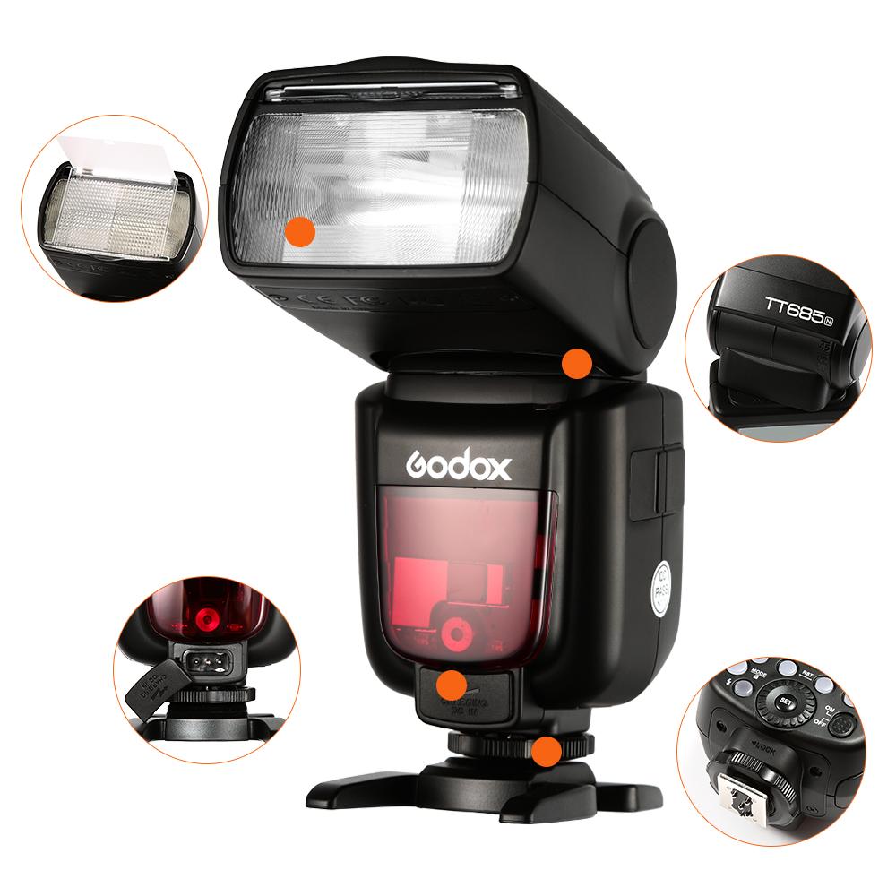 Godox TT685N For Nikon Camera Flash (24)
