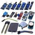Miroad 16 em 1 Sensor Módulos Kit Projeto Super Starter Kits para Arduino UNO R3 Mega2560 Nano Mega328 Raspberry Pi 3 2 K62