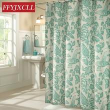 Здесь можно купить   Green Bird Flower Shower Curtain 180 x 200cm Bath Curtain Bathroom Curtains Cortina Bathroom Products Beautiful Cover Bathroom Products
