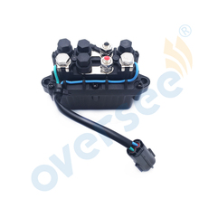 OVERSEE OUTBOARD RELAY ASSY 60V 81950 00 00 For YAMAHA Outboard Engine Motor 60V 81950 00