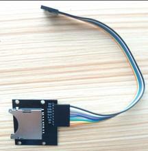 Быстрая бесплатная доставка sd-карта модуль 3d принтер Запасные части сенсорный экран 3D печать принадлежности для материнских плат