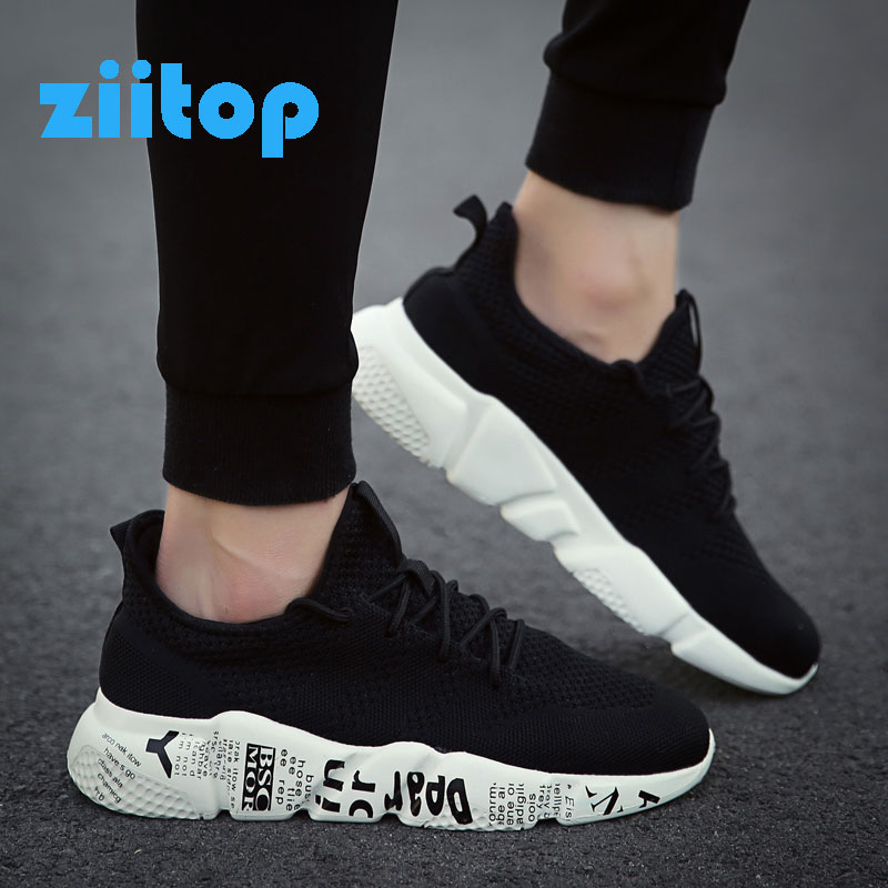 156ade26c4592 Men Running Shoes Breathable Male Sports Shoes Outdoor Walking Shoes For Men  Zapatillas Hombre Sneakers Men