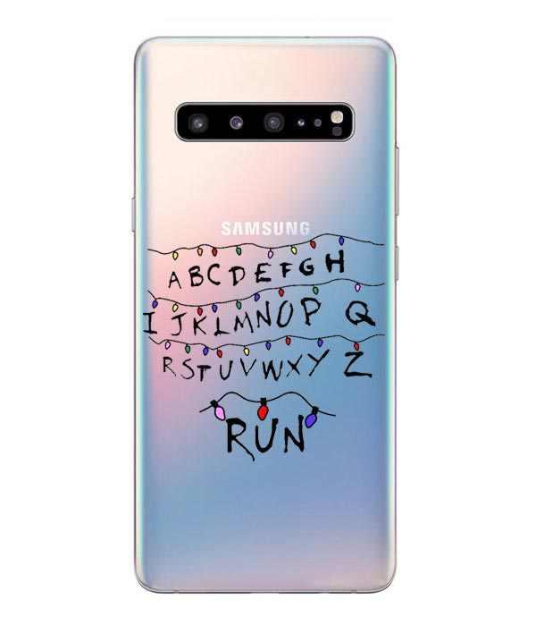 جراب هاتف لينة سيليكون لسامسونج غالاكسي S6 S7 حافة S8 S9 S10 زائد S10 S10E لايت واضح غريب الأشياء الموسم 3 ملصق غطاء