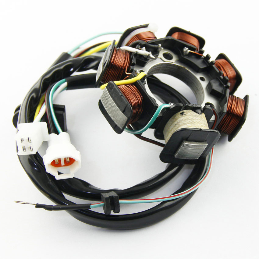 Ignition Stator Coil for DT125 DT125R Yamaha 3RM 85560 01 Motorcycle Magneto Stator