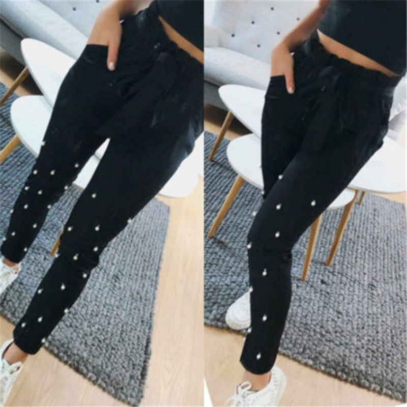 d13f8e156c ... Ladies women s wear High Waist Leggings Full Length Seamless Slimming  Shapewear Leggy pure color Embroidered Flares ...