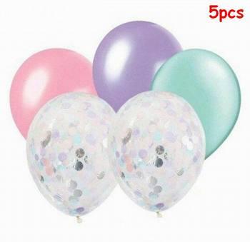 1PC 100*97CM Pink Horse Little Pony Unicorn Foil Balloons Helium Balloon Kids Toys Wedding Birthday Animal Party Decor Supplies 21