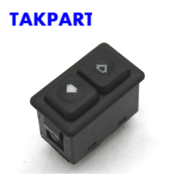 TAKPART 5PIN Illuminated Power Window Switch Control For BMW E23 E24 E28 E30#61311381205 image