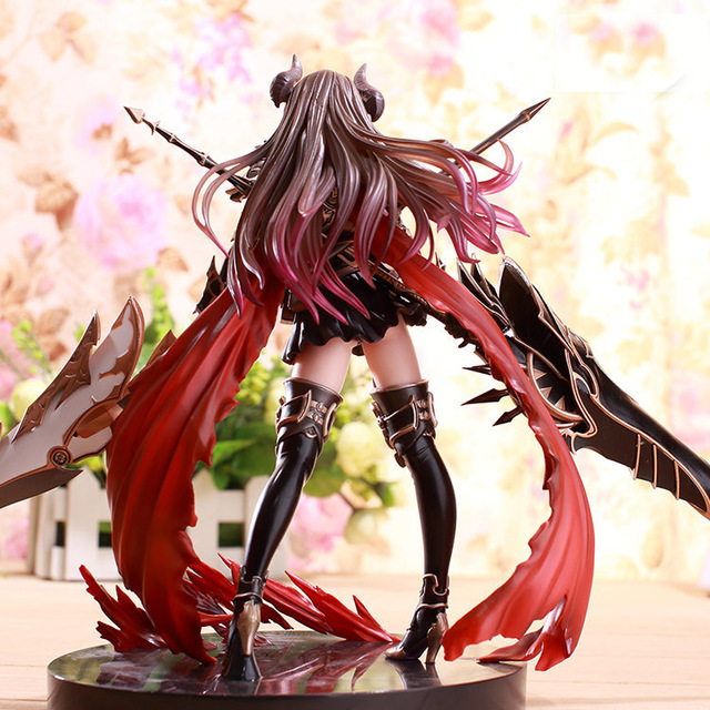 28cm Rage of Bahamut GENESIS Devil kotobukiya figure sexy girl Action figure anime game figure action toy figures PVC Model