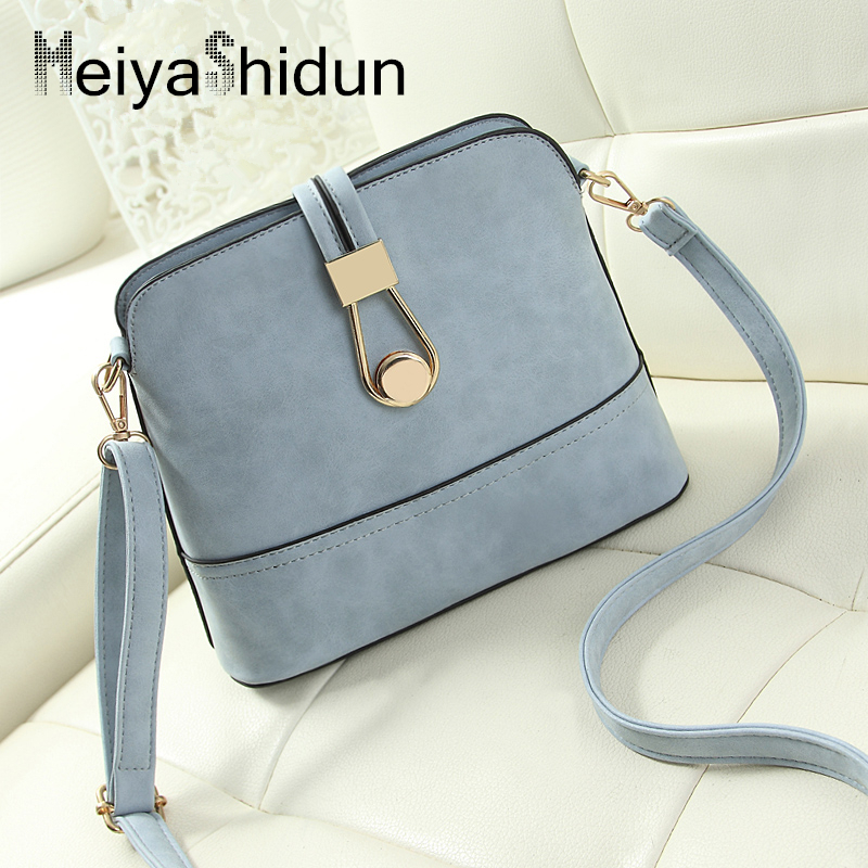 New Women PU Leather Handbags Women's Messenger Bag Female Shoulder Bag Small Crossbody Bag Sac a main Clutch Purse Bolsos Mujer new punk fashion metal tassel pu leather folding envelope bag clutch bag ladies shoulder bag purse crossbody messenger bag