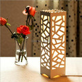 Modern Brown Paper Desktop Decoration Desk Lamp