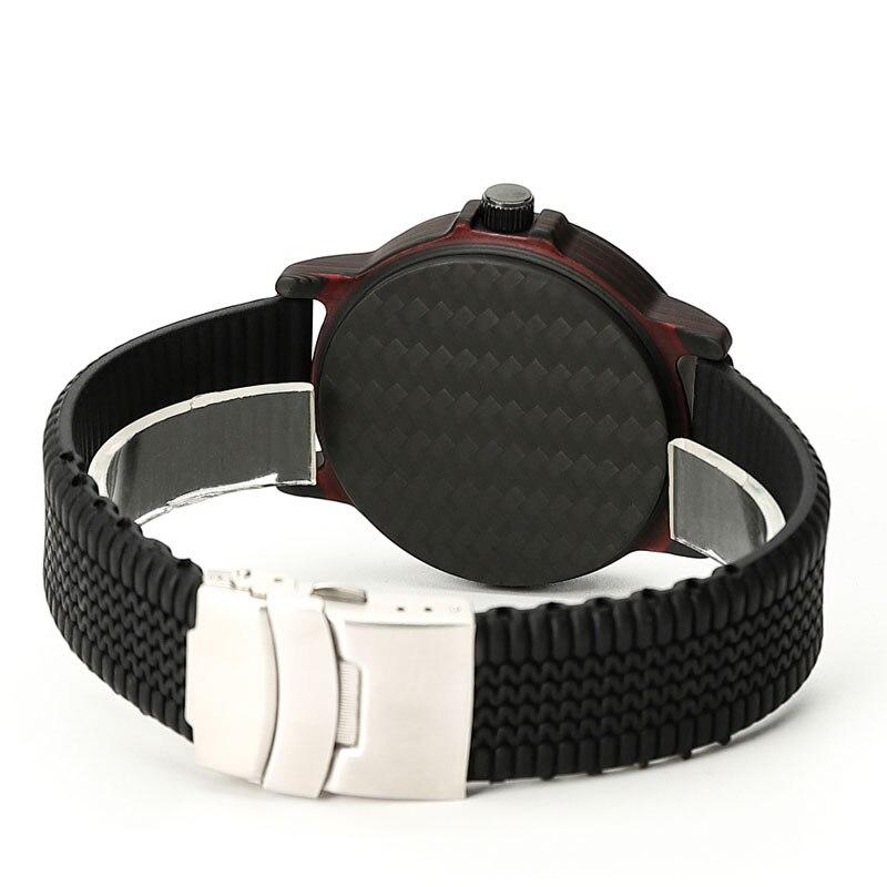 Роскошные брендовые Мужские Аналоговые кожаные спортивные часы, мужские армейские военные часы, мужские кварцевые часы с датой, мужские ча... - 5