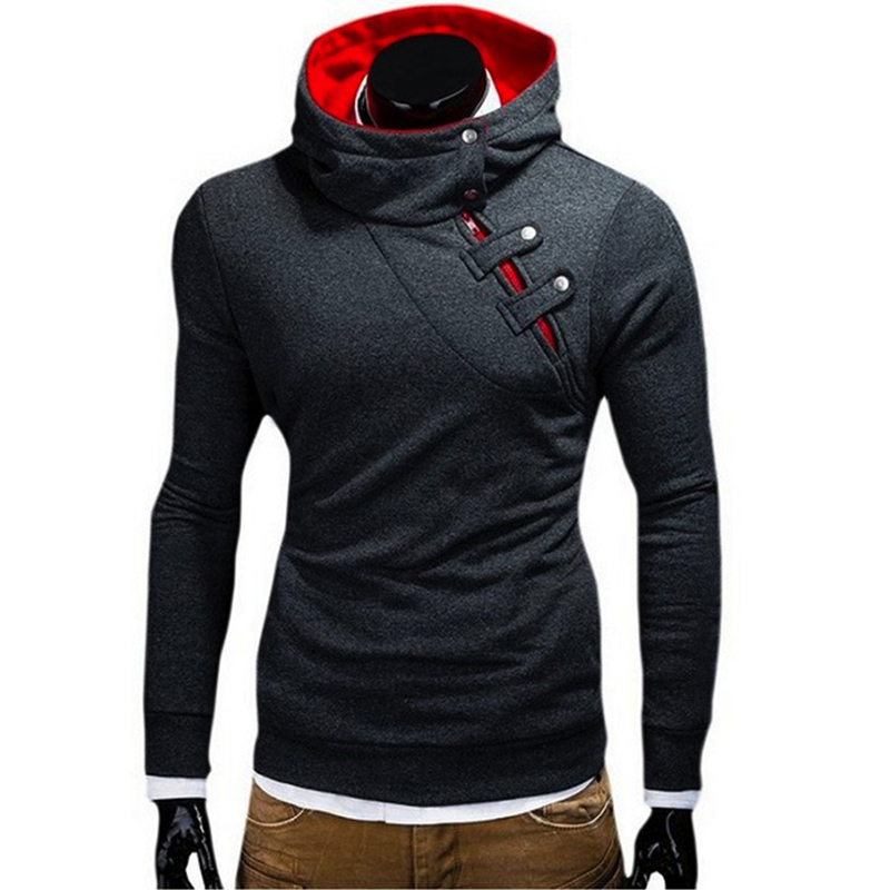 SUPER DEAL Mens Casual auumn fashion hoodies men hoodies and sweatshirts sweat hoodies men hoody streetwear hooded tracksuit