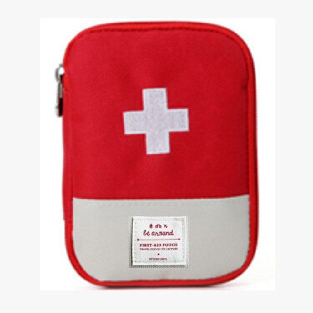 Storage Bags Portable Mini Outdoor Travel Bag First Aid Emergency Medical Kit Survival Bag Wrap Gear Hunt Travel Bag Small Medicine Kit Good Taste