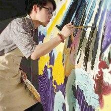 Bib Apron for Painting