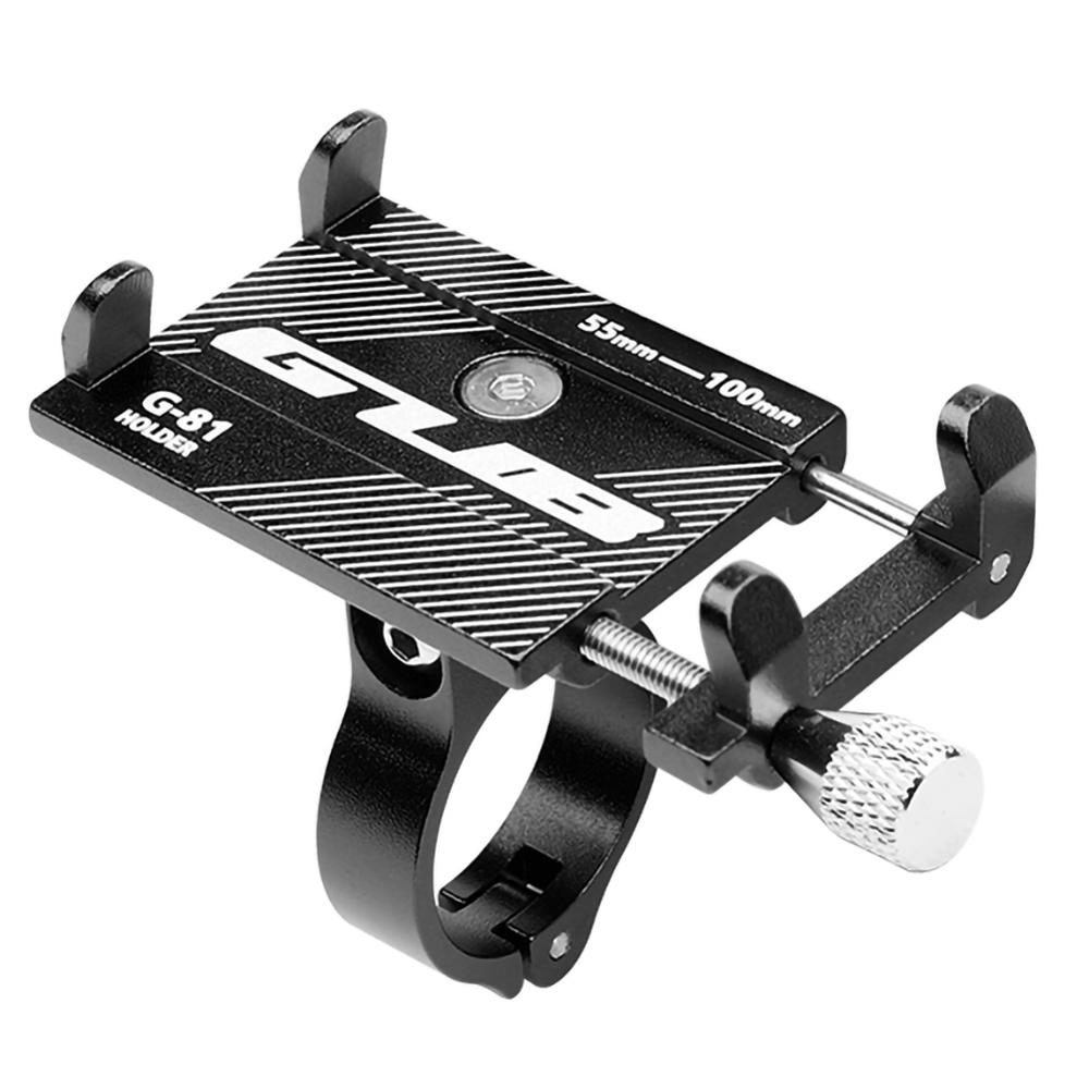 For Xiaomi M365 Adjustable Anti-Slip Mobile Phone Stand Holder Pro Electric Scooter Qicycle EF1 Handlebar Mount Bracket Rack