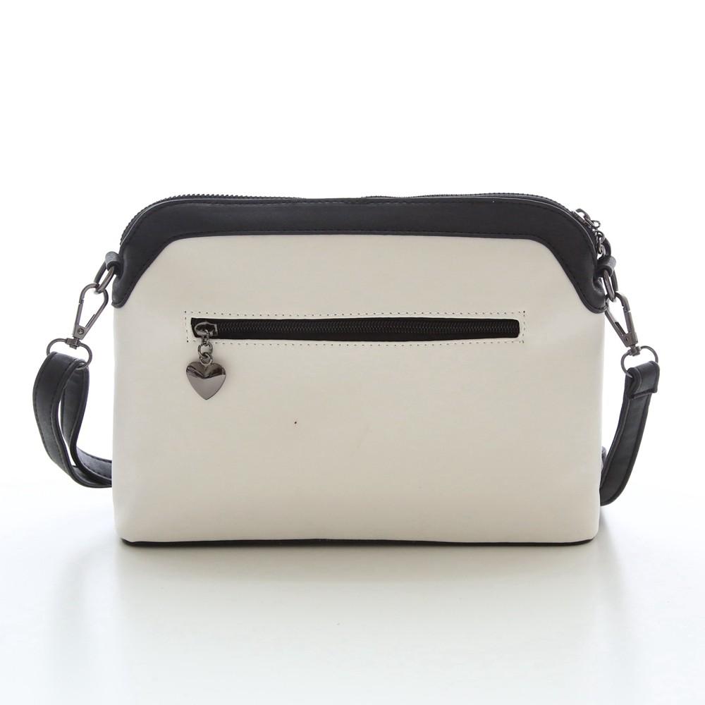 Rivet Shoulder Women Bag Vintage Scrub Shell Messenger Bags Chain Strap Crossbody Bag Clutch Bolsa Feminina Herald Fashion Brand (9)