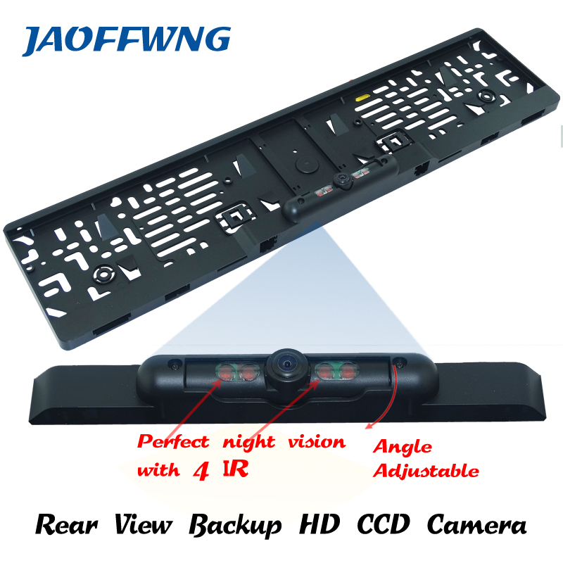 where to buy promotion crazy sell ir night vision rear view camera european license plate. Black Bedroom Furniture Sets. Home Design Ideas
