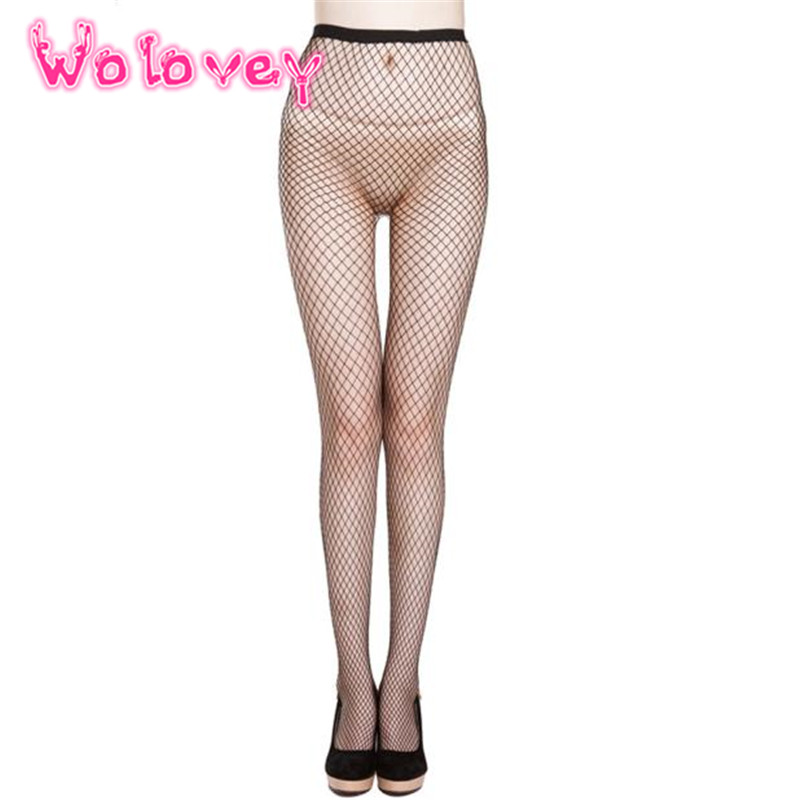 snowsong #5066D Women Sexy Lace Thigh Stocking High Elastic Pantyhose