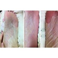 8 шт. = 4 пакета(ов) Baby Foot Пилинг Пилинг Маска Для Ног Сокс Удалить Мертвую Кожу, Как Для Косметического Ухода Ноги Педикюр носки Sosu(China (Mainland))