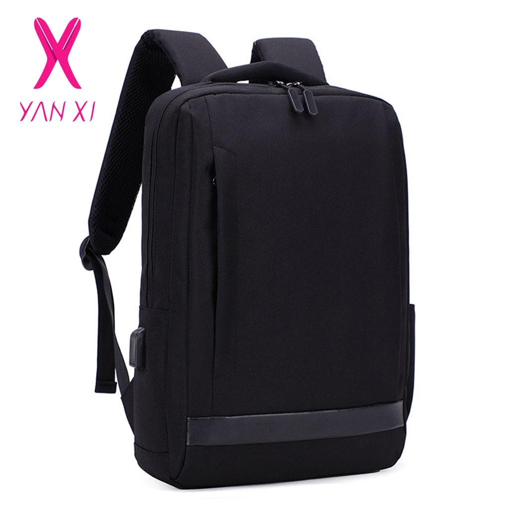 Rucksäcke Yanxi Neue Diebstahl Laptop Rucksack Mit Usb-lade Universal 15,0 Zoll Oxford Mochila Notebook Computer Tasche Für Xiaomi Mipad 13 Gepäck & Taschen