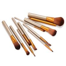 NEW 12 PCS/lot Makeup Brushes Professional Makeup Brushes Tools Set Make Up Brushes Kit Beauty nake 3 Brushes for Makeup