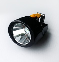 12pcs/lot 3W Cree LED Mining Headlight/Headlamps #KL2.8LM(A) Free Shipping