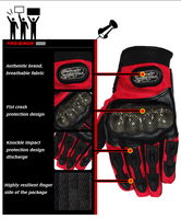 Motorcycle Gloves Motocicleta Racing Gloves Guantes Moto De Moto Luvas Alpine Motocross Stars Luva Motoqueiro