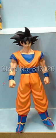 39cm Dragon Ball Z Son Gokou Action Figure PVC Collection figures toys for christmas gift brinquedos with Retail box ToyO00105 28cm batman the dark knight action figures pvc brinquedos collection figures toys for christmas gift with retail box