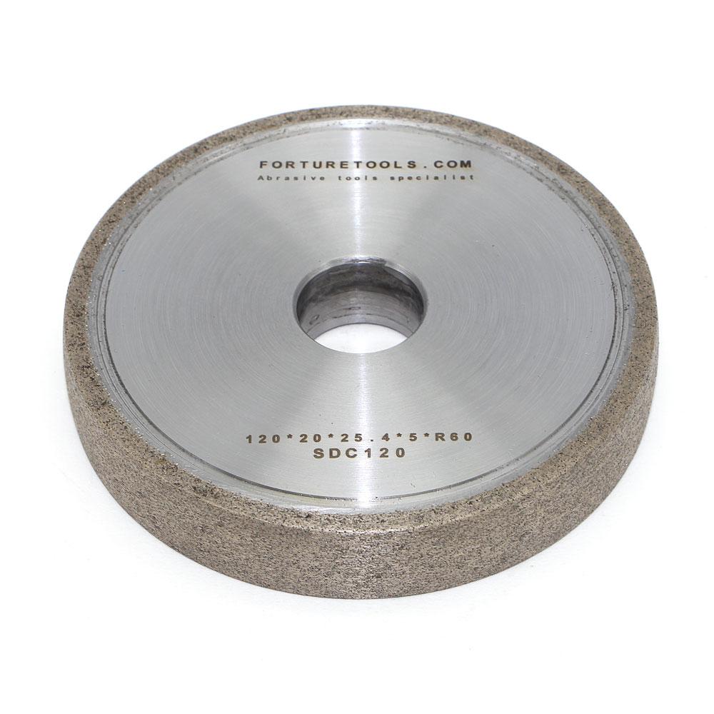 Diamant Meulage Wheel//Roue 1FF1 ISO9001 Ø75 100 150mm Diamant Meule Abrasive